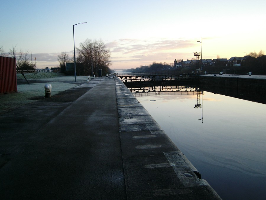 Woolston Locks
